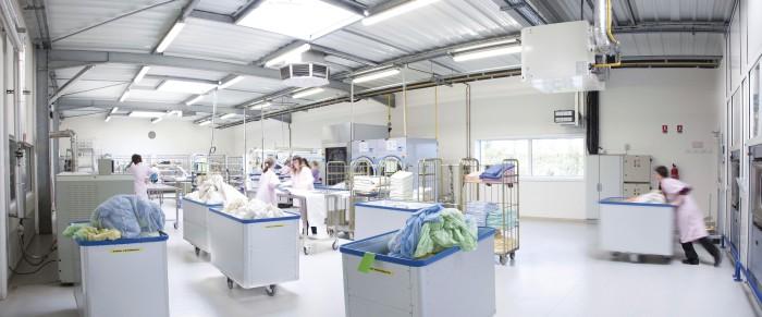 Industrijska praonica - Najam restoranskog/i hoteljerskog rublja, Economatic, Umag, Istra